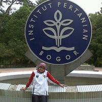 Photo taken at Institut Pertanian Bogor (IPB) by Rusli D. on 10/26/2012