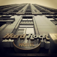 Hard Rock Hotel Chicago Room Service Menu