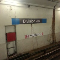 Photo taken at CTA - Division by MT S. on 6/18/2013