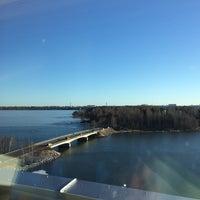 Photo taken at Neste Oil Oyj by Kari K. on 3/11/2014