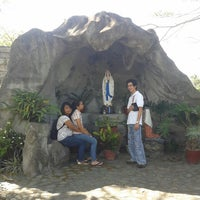 Photo taken at Our Lady Of Lourdes Chapel by Jayrold R. on 3/9/2014