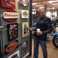 Photo taken at Adam Smith's Texas Harley-Davidson by Sylvia S. on 11/14/2014