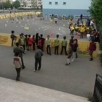 Photo taken at Ticaret Odası ilköğretim okulu by Ebru A. on 5/6/2014