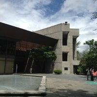 Photo taken at Centro Cultural Universitario, CCU, Cultura UNAM by Erick V. on 7/6/2013