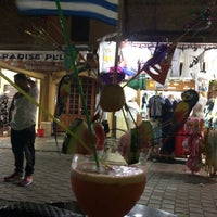 Photo taken at Lithos Cocktail Bar by Kdr on 8/21/2015