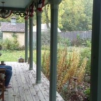 Photo taken at Walking Iron Bed and Breakfast by Crystal C. on 10/5/2013