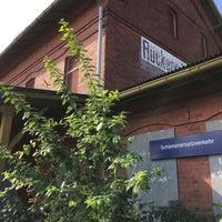 Photo taken at Bahnhof Rückersdorf by Michael J. on 9/23/2016