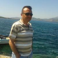 Photo taken at Havuzlu Plaj by Serdar G. on 5/24/2014