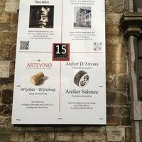 Photo taken at Mercator Orteliushouse, Kloosterstraat 15 Antwerp by Herre J.Herdaele on 6/26/2013