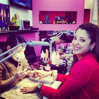 Photo taken at Timy Ongles by MissFoodReporter on 2/22/2014