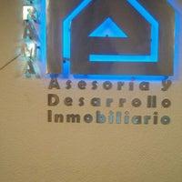 Photo taken at Inmobiliaria Futurama by Ricardo D. on 1/23/2014