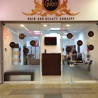 Photo taken at Gloss hair and beauty concept by Veronica B. on 7/27/2014