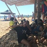 Photo taken at Barut Surf School by Zlatina T. on 7/29/2017