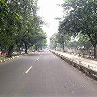 Photo taken at Jl. Letjen. Suprapto cempaka putih by Herry B. on 6/16/2013