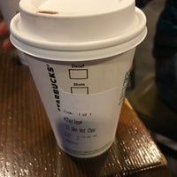 Photo taken at Starbucks by Charles T. on 1/16/2017