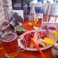 Photo taken at Tacos Don Pancho by Maitané B. on 5/17/2014