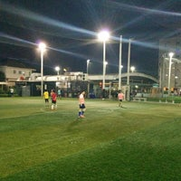 Photo taken at Football Field Happy Condo by Artit U. on 2/8/2014