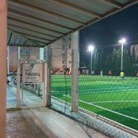 Photo taken at Football Field Happy Condo by Artit U. on 1/25/2014