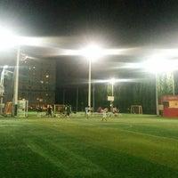 Photo taken at Football Field Happy Condo by Artit U. on 5/24/2014