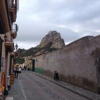 Photo taken at Hotel Casa Tsaya by Eber V. on 1/1/2014
