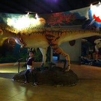 Photo taken at Museo de Historia Natural Ecatepec by Martha G. on 9/28/2014