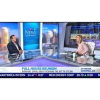 Photo taken at CTV by David C. on 8/28/2014