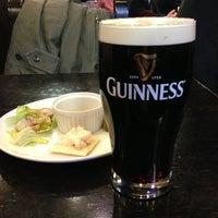 Photo taken at Irish Pub Stasiun (スタシェーン) 上野駅店 by Takashi M. on 1/23/2013