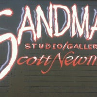 Photo taken at Sandman Studios by Scott N. on 1/21/2014