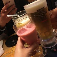 Photo taken at Torikizoku by はいじま く. on 2/23/2017