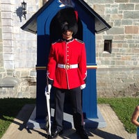 Photo prise au Citadelle de Québec par Cristina B. le8/24/2013