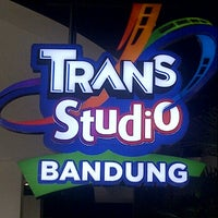 Photo taken at Trans Studio Bandung by Zie C. on 2/8/2013