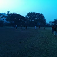 Photo taken at St. Francis de Sales School Playground by Kunjal K. on 12/1/2013