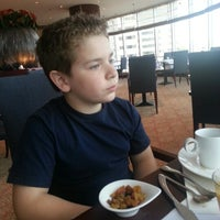 Photo taken at Rotterdam Marriott Hotel by Jamie M. on 10/27/2012