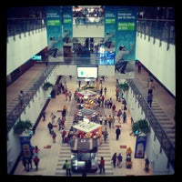 Photo taken at Terminal Terrestre Jaime Roldós Aguilera by Jorge D. on 6/29/2013