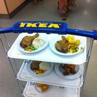 Photo taken at IKEA Restaurant & Café by Apple L. on 7/8/2013