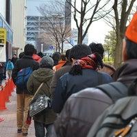 Photo taken at 新潟駅南口バスターミナル by Ryoji K. on 3/30/2013