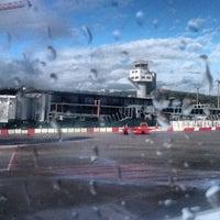 Photo taken at Aeropuerto de Vigo by Xavi P. on 11/27/2012