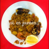 Foto tomada en Restaurante Salamanca por Rita G. el 3/21/2013