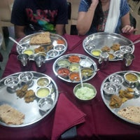 Photo taken at Durvankur Dining Hall by Amit Y. on 3/15/2014