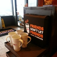 Photo taken at Dunkin' Donuts by Isaac S. on 2/6/2013