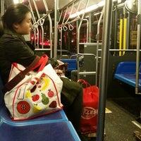 Photo taken at MTA Bus - M12 by ❤Sandy💙 V. on 11/5/2014