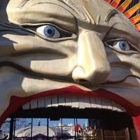 Photo taken at Luna Park by april p. on 7/28/2013
