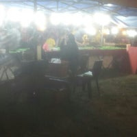 Photo taken at Pasar Malam hari Isnin Dungun by Chod C. on 1/4/2016