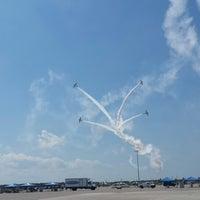 Photo taken at Macdill Airfest by Pati M. on 3/21/2014