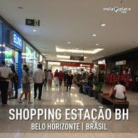 Photo taken at Shopping Estação BH by || Diogo R. on 1/26/2013