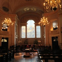 Photo taken at St Martin-in-the-Fields by Michael W. on 4/6/2013