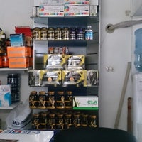 Photo taken at Protein Shop by gym f. on 8/7/2014