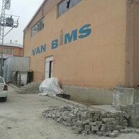 Photo taken at Van bims parke beton ltd sti by 🇹🇷Kayalı . on 3/11/2014