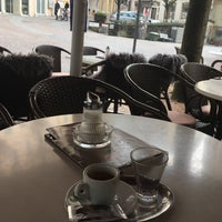 Photo taken at Gran Caffè Italia by Agnaldo F. on 3/4/2018
