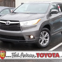 Photo taken at Fred Anderson Toyota by Fred Anderson Toyota on 1/10/2014